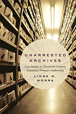 Unarrested Archives Book Cover